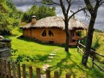 cottage in the woods in Lesten, Bulgaria