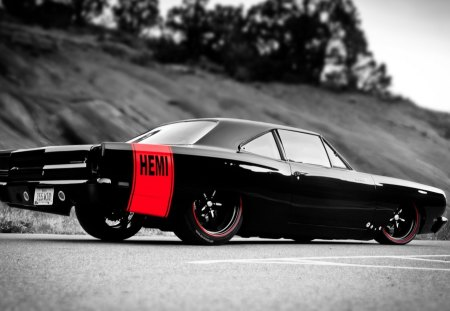 hemi muscle car - other & cars background wallpapers on desktop
