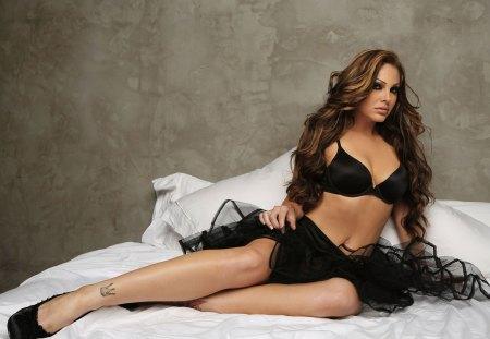 Jesse Capelli - sexy, hot, bikini, bra