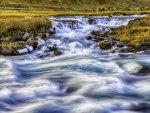 fantastic rapid river