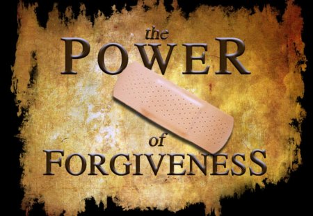 the power of forgiveness - trust, forgiveness, hope, love