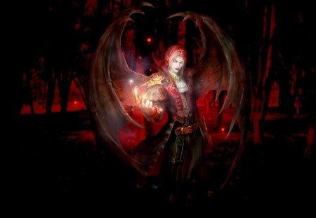 Art Fantasy Vampire