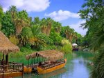 Exotic river cruise