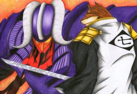 Sajin Komamura Bleach Anime Background Wallpapers On Desktop