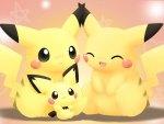 pichu pikachu pokemon