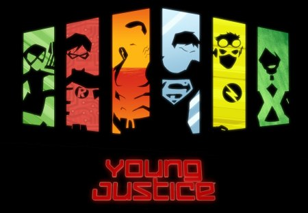 Young Justice Main 6 Tv Series Entertainment Background Wallpapers On Desktop Nexus Image 1451490