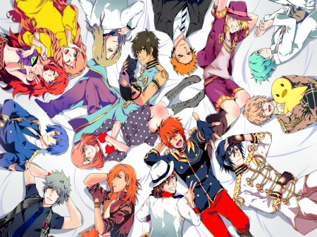 Friends!!! :D - Akira & Anime Background Wallpapers on