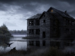 HAUNTING ON THE LAKE