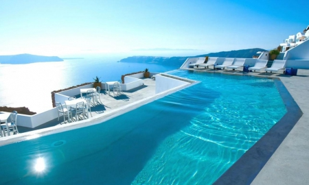 Luxury Swimming Pool - luxury pool, swimming pool, relaxing pool, poolside, pool, tranquil, daydream, lap of luxury, Luxury Swimming Pool, relaxing swim, relaxing