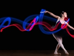 Ballet with colors