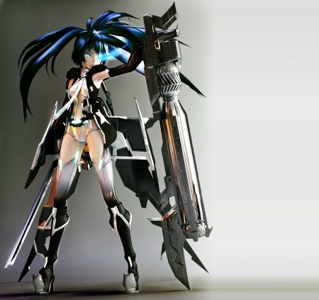 Black Rock Vocaloid Other Anime Background Wallpapers On