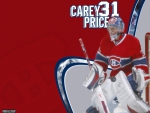 montreal canadiens carey price wallpaper
