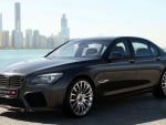 BMW 7-Series by Mansory tuning