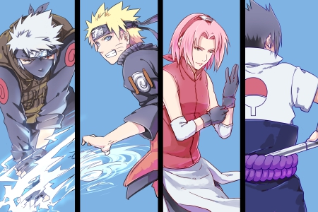 Team 7 - sasuke, uchiha, hatake kakashi, group, naruto uzumaki, anime, uzumaki, handsome, shippuuden, anime girl, haruno sakura, team, ninja, sakura, uchiha sasuke, sexy, cute, kakashi hatake, naruto, guy, uzumaki naruto, naruto shippuuden, sakura haruno, naruto shippuden, hot, shinobi, hatake, female, male, boy, girl, sasuke uchiha, kakashi, shippuden, collages