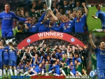 Chelsea UEFA Europa League Winners 2013
