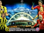 Borussia Dortmund - Bayern Munich Champions League Final 2013