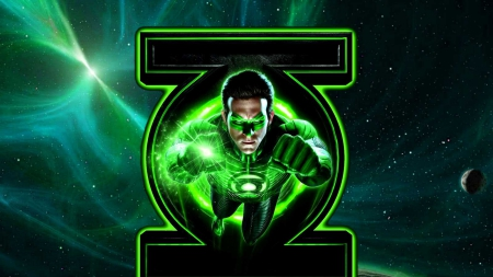 GREEN LANTERN - HERO, GREEN, LANTERN, MOVIE