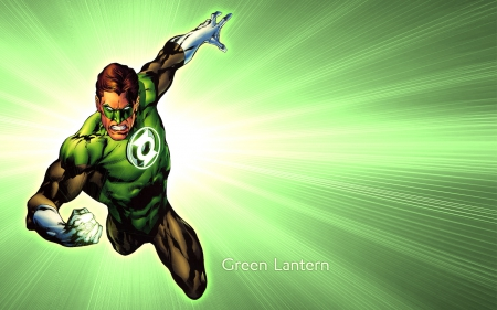 GREEN LANTERN - HERO, COMICS, GREEN, LANTERN, DC