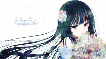 Sad Girl Ah My Goddess Anime Background Wallpapers On Desktop