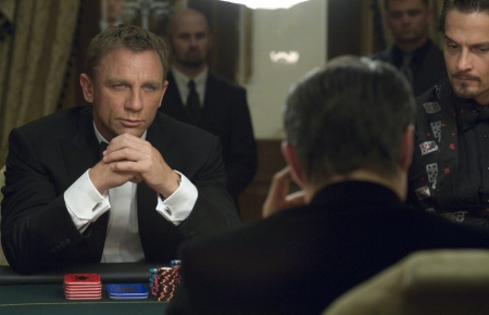 Daniel Craig Casino Royale 2006 Movies Entertainment