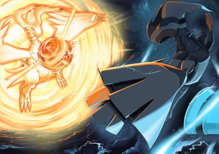 Epic Pokemon Battle Pokemon Wallpapers And Images