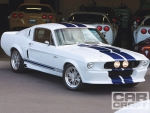 Jason Engel's 1967 Ford Mustang Shelby GT500CR - Don't Call Me Eleanor