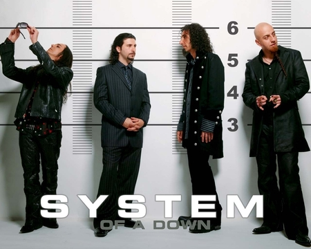 System of a Down - metal, artist, bands, music