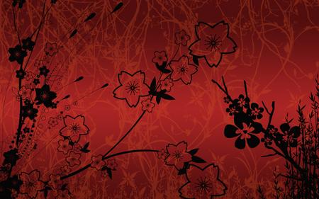 Plain Red Background Vector Dark Red Vector Background