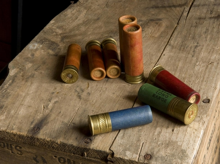 shotgun shells background - photo #1