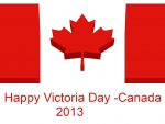 Happy Victoria Day Canada 2013 #1