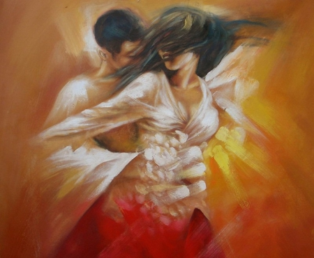 ♥ - art, paintings, oil, abstract