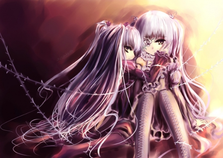 evil doll other anime background wallpapers on desktop nexus