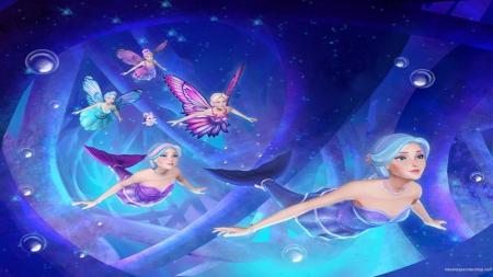 Barbie As Mariposa Wallpaper Movies Entertainment