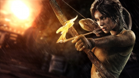 Lara 11 - croft, tomb, lara, raider