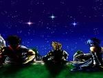 Last Night Sky