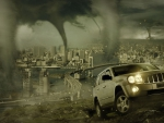Tornado Devastation