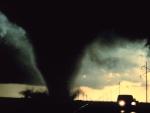 Tornado Super Cell