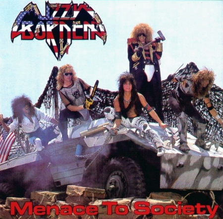 Lizzy Borden - Metal, Lizzy, Lizzy Borden, Menace To Society