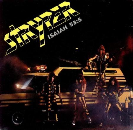 Stryper - Metal, Stryper, christian, rock