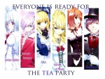 ~The Tea Party~