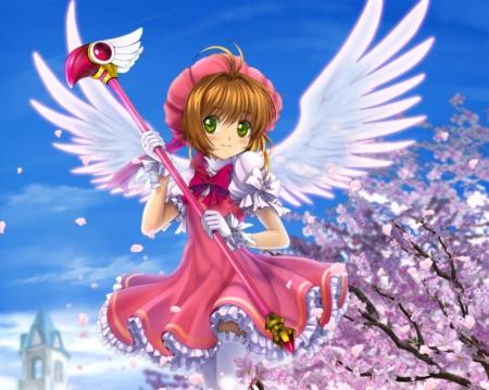 Erotic anime for card captor sakura