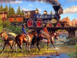 Old West Railroad