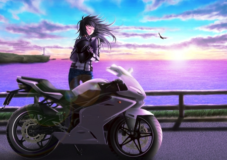 Download 98 Background Anime Motor Terbaik