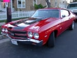 Jack Reacher Chevelle