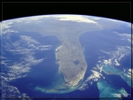 Florida From Space 1600x1200