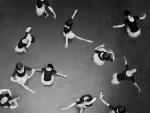 dance floor - black ♥ white