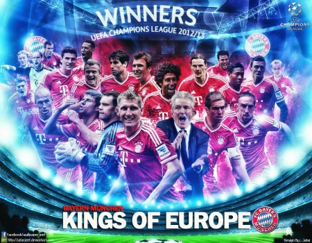 Bayern Munich Champions League wallpaper 2013 - champions, Bayern Munich, Bayern Munich wallpaper, Bayern Munich Champions League wallpaper, robben, adidas, football, ribery, Champions League wallpaper, robben wallpaper, Champions League