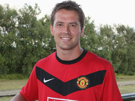 MICHAEL OWEN - manchester united, football, red devils, man utd