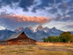 Moulton Surprise Moulton Barn Grand Teton National Park Wyoming