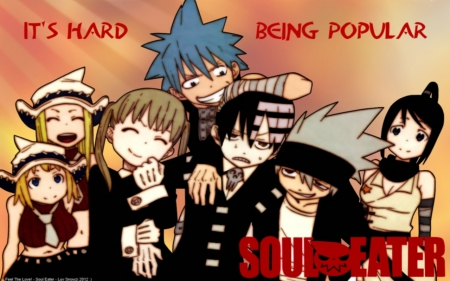 Bff - bff, anime, soul eater, friends